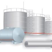 Хранилища для нефтегазовой отрасли