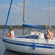 Прогулки на яхте, катание, аренда яхты в Харькове, Старом Салтове фото