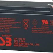 Аккумуляторная батарея GP1272 производства CSB фото