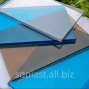 Поликарбонат монолитный, толщина 1 мм, размер 2005х3005 мм, Lexan, Австрия фото