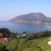 Земли, используемые для организации туризма в Крыму фото