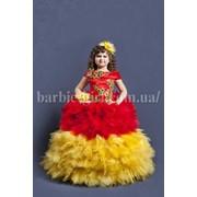 Нарядное детское платье MG_6742 фото