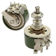 Резистор переменный ППБ-15E 15кОм фото