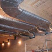 Проектирование и монтаж вентиляционных систем и оборудования по документации заказчика фото