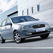 Hyundai Accent фото