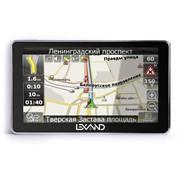 Автомобильный GPS навигатор LEXAND ST-610 HD серии Style - экран 6 дюймов фото