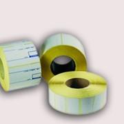 Термоэтикетки для весов фото