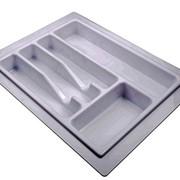 Лоток для столовых приборов 550 мм. фото