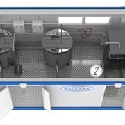 Модульный молочный цех Колакс для восстановления сухого молока фото