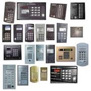 Ремонт многоквартирных домофонов, монтаж домофонных систем фото