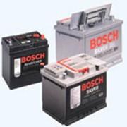 Аккумуляторы Bosch для легковых автомобилей. фото