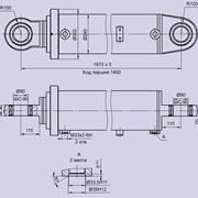 Цилиндр подъёма стрелы КС-4572А.63.400-01-1 фото