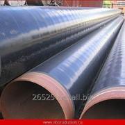 Труба в 2 ВУС-изоляции диаметр 530, стенка 6 фото
