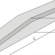 Балки железобетонные двухскатные длиной 18м и 12м фото