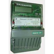 Счетчик электроэнергии Меркурий 230 ART-01 C(R)N фото