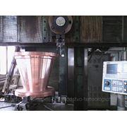 Литье и обработка изделий из бронзы, меди, стали 110Г13Л фото