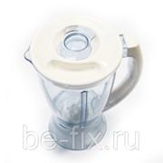 Чаша блендера Moulinex 1250ml SS-989969. Оригинал фото