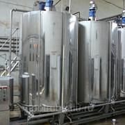 Емкость для хранения хлороформа, ЛВЖ V= 17 м3 фото