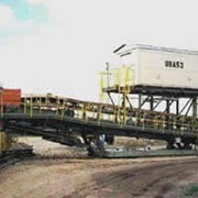 Транспорт шлака и транспорт стабилизата из электростанции на отвал фото