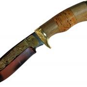Нож туристический Альпинист-1 фото
