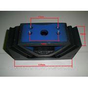 Подушка опоры двигателя задняя резиновая 6885 фото