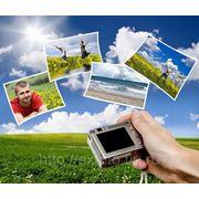 Печать цифровых фотографий - от: фото