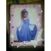 Съедобная фото печать на сахарной бумаге фото