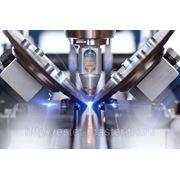 Лазерная резка листового металла фото