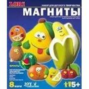"""Набор для отливки барельефов """"магниты.фрукты"""" (819561) фото"""