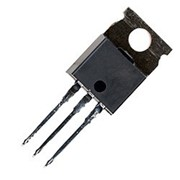 Транзистор IGBT IRG4BC30F фото