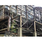 Беспрецедентные закупочные цены на металлолом. Демонтаж металлических конструкций. фото