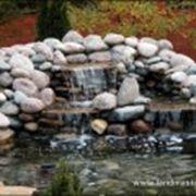 Искусственные водопады фото