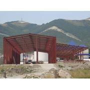 Металлоконструкции (Здания, фермы) фото