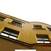 Защита, окраска фасадов фото