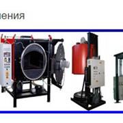 Печи специального назначения Для термической обработки сырья, материала или деталей в серийном производстве фото