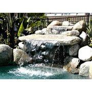 Водные композиции в ландшафтном дизайне: ручьи фонтаны пруды болота водопады и каскады фото