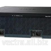 Маршрутизатор Cisco 3945 w/SPE150 ( 3GE, 4EHWIC, 4DSP, 4SM, 256MBCF, 1GB DRAM, IPB) (CISCO3945/K9) фото