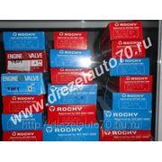Клапана выпускные к-т 4шт.4BA1,4BC1,4BE1, EIS-5203 фото
