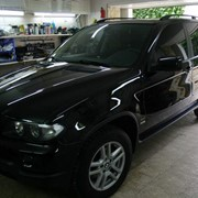 Профессиональная полировка автомобиля по британской технологии фото