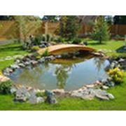 Благоустройство скверов садов парков  приусадебных участков и т. д. фото