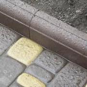 Бордюры тротуарные Украина фото