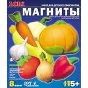 """Набор для отливки барельефов """"магниты.овощи"""" (819560) фото"""