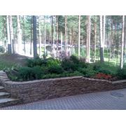 Ландшафтное проектирование сада фото
