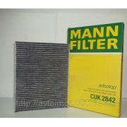 Фильтр салона Mann Filter CUK2842 фото