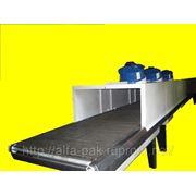 Линия ТПЦ — АМ 550 (линия тефлонизации) фото