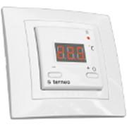 Терморегулятор terneo st (терморегуляторы, терморегуляторы для теплого пола, терморегулятор для теплого пола) фото