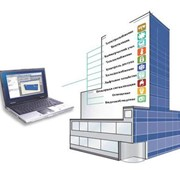Управление всеми инженерными системами здания. фото