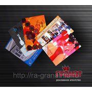 Карманные календари от 100 шт. фото
