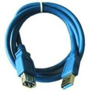 Дата кабель подовжувач USB 3.0 AM/AF Atcom (6148) фото