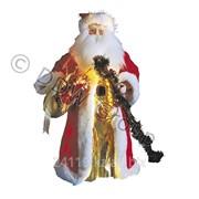 Декорация Дед Мороз 70см фото